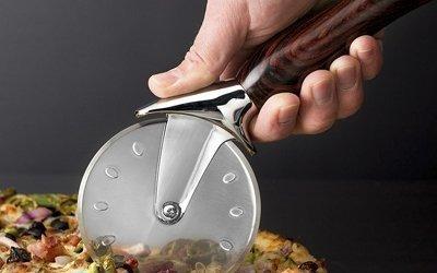 Artisan Premium Pizza Cutter l Stainless Steel