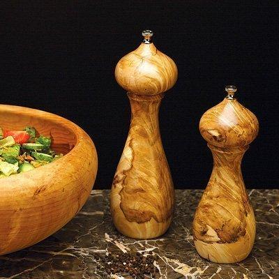 Artisan Signature Salt and Pepper Mills