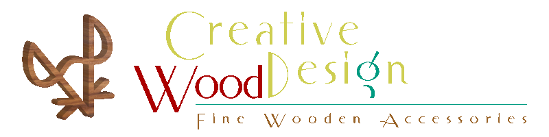 Creative Wood Design Logo