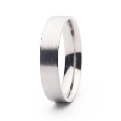 Titanium Ring Core — 5 mm